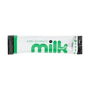 Lakeland DAIRIES Semi-Skimmed Milk Sticks Long Shelf Life 10ml 240 Pieces
