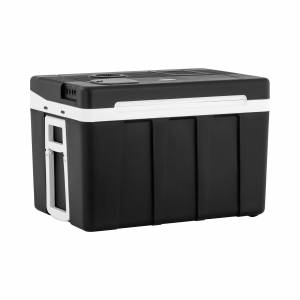 Uniprodo Electric Cooler Box - 2-in-1 device with warming function - 50 L