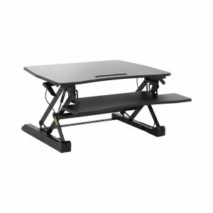 Fromm & Starck Sit-Stand Desk - continuously height-adjustable - 16.5 to 41.5 cm