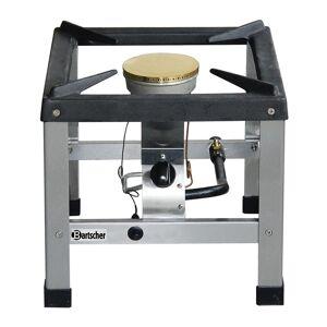 Bartscher Gas stock-pot stove, 7 Kw, CNS,