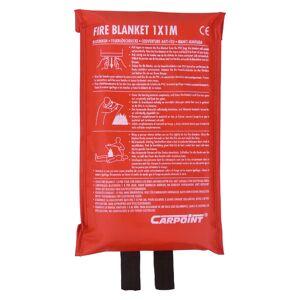 Carpoint Fire blanket 1m x 1m 0115001