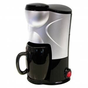 Carpoint Coffee maker one cup, 'just for you' 12 volts 0510190