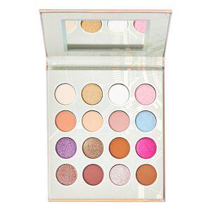 BH Cosmetics Digital Future 16 Color Shadow Palette