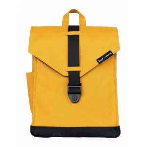 Bold Banana Backpack 'Raven'  black / yellow