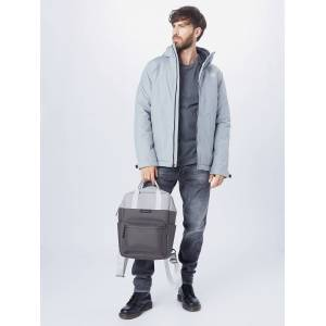 THE NORTH FACE Outdoor jacket 'MILLERTON'  light grey / white