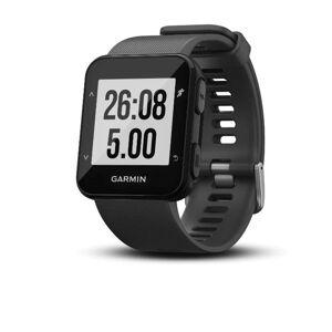 Garmin Forerunner 30 GPS Watch  - Grey - Size: One