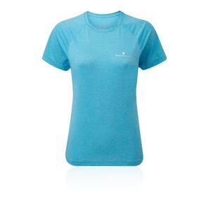 Ronhill Stride Women's T-Shirt - SS20  - Blue - Size: Small