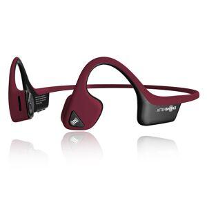 AfterShokz Trekz Air Wireless Bone Conduction Sports Headphones - AW21  - Red - Size: One