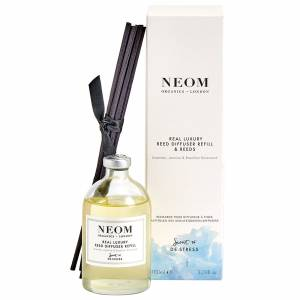 Neom Organics London - Scent To De-Stress Real Luxury Reed Diffuser Refill 100ml  for Women