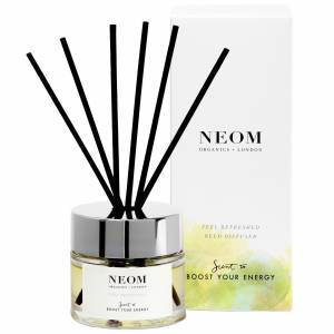 Neom Organics London - Scent To Boost Your Energy Feel Refreshed Reed Diffuser 100ml  for Women