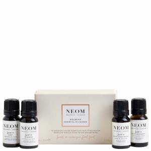 Neom Organics London - Gifting & Accessories Wellbeing Essential Oil Blends 4 x 10ml  for Women
