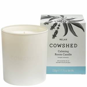 Cowshed - At Home Relax Calming Room Candle 220g  for Women