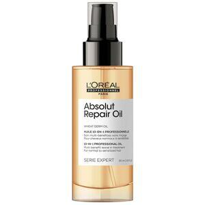 L'Oréal Professionnel - SERIE EXPERT Multi-Benefit Leave In Oil Treatment 90ml  for Women