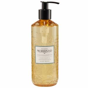 MORRIS & Co - Pink Clay & Honeysuckle Body Wash 320ml  for Women