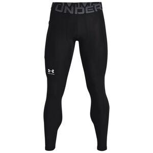 Under Armour Men's HeatGear Armour Leggings Black Size: (XXL)