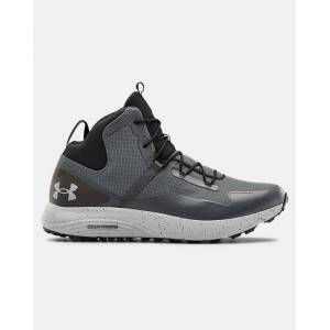 Under Armour Unisex UA Charged Bandit Trek Trail Running Shoes Gray Size: (7.5)