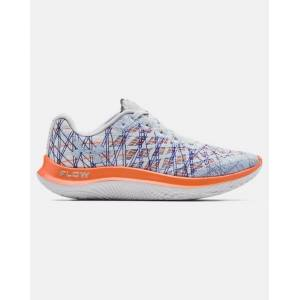 Under Armour Women's UA Flow Velociti Wind Running Shoes Gray Size: (6.5)