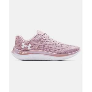 Under Armour Women's UA Flow Velociti Wind Running Shoes Pink Size: (5.5)