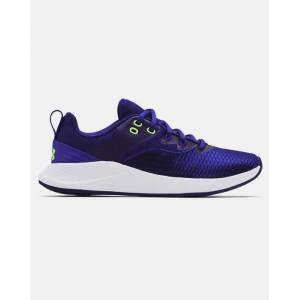 Under Armour Women's UA Charged Breathe TR 3 Training Shoes Purple Size: (6.5)