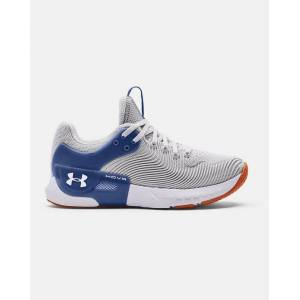 Under Armour Women's UA HOVR™ Apex 2 Gloss Training Shoes Gray Size: (2.5)