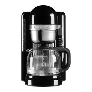 KitchenAid 5KCM1204BOB Filter Coffee Machine - Onyx Black