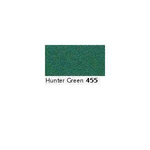 Berisfords Double FACE Poly Satin Ribbon, Hunter Green, 7 mm