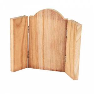 Creativ 18 x 22 cm 1-Piece Wooden Icon Empress Tree