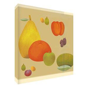Feel Good Art Diamond-Polished Keepsake/Token (Harrison, Small, 10.5 x 7.4 x 2 cm)