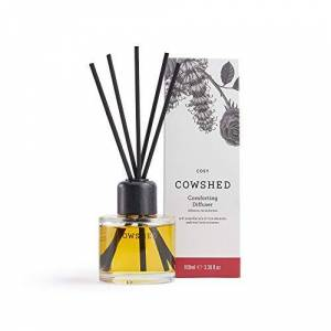 Cowshed Cosy Comforting Diffuser with Rose, Patchouli and Cinnamon, 100 ml