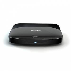 Manhattan T2-R 500 GB Freeview HD Recorder - Black