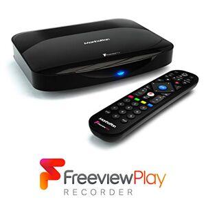 Manhattan T3-R Freeview Play 4K Smart Recorder 1TB