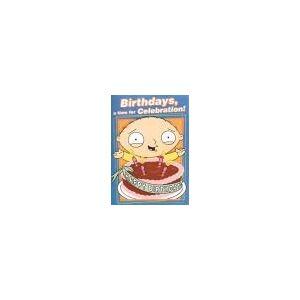 Family Guy Stewie Stewie Family Guy Sound Greeting Card