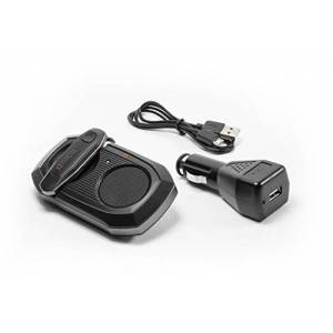 Technaxx Bluetooth Hands-Free Car Kit with In-Ear Earphone (BT-x30)