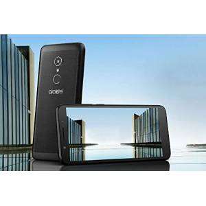 Alcatel 1c 16 GB UK SIM-Free Smartphone - Metallic Blue