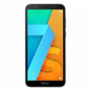 Honor 7S Dual SIM - 16 GB storage - UK Official Device - Black - 13 MP Camera and 5.45 Inch Full View Display