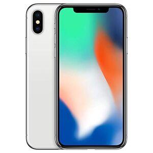 Apple iPhone X 64GB Silver (solo) unlocked