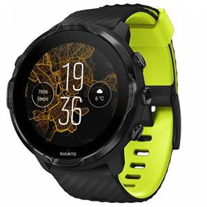 Suunto 7 Smartwatch with Versatile Sports Experience and Wear OS by Google