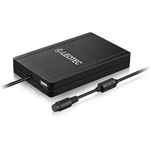 Leotec LENCSHOME11 90W Universal Notebook Charger - Black