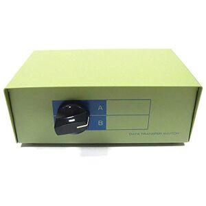 BEMATIK.COM BeMatik - Manual Switch 2-port RJ45