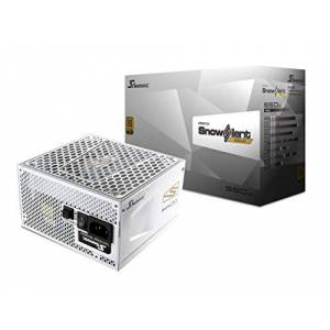 Seasonic PRIME Snow Silent 550W 80+ Gold Power Supply White