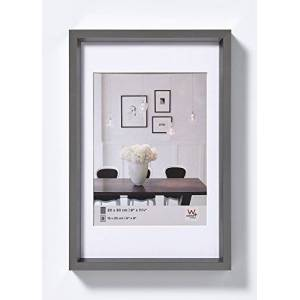 walther design ES520D Steel Style Picture Frame