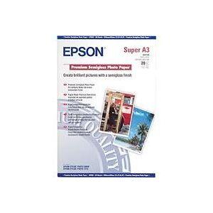 Epson Premium Paper Semigloss 251gsm 20 Sheets 100mmx150mm Ref S042054