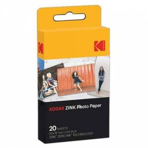 Kodak Zink Photo Paper - Pack of 20