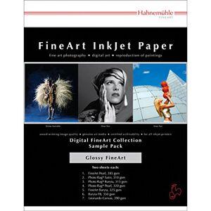 Hahnemuehle Hahnemühle Gloss Fine Art Inkjet paper sample pack