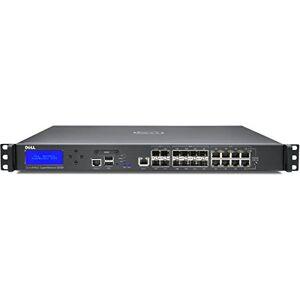 SONICWALL 01-SSC-3800 9400 1U 20000Mbit/s Supermassive Hardware Firewall