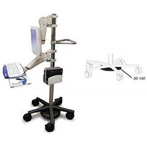 Ergotron 99-140 Mobile WorkStand Stabilizer Weight