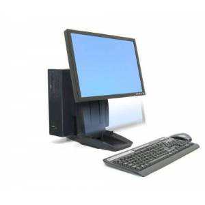Ergotron Neo Flex All-in-One Lift Stand for Up to 24 inch Display