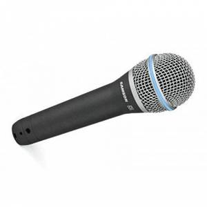 Samson SAQ8 Professional Dynamic Vocal Microphone