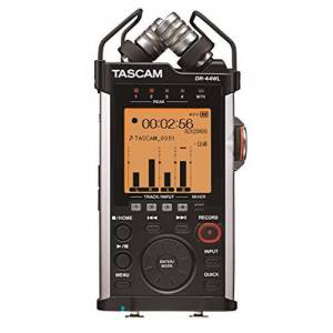 Tascam DR-44WL - 4-track handheld recorder with Wi-Fi functionality