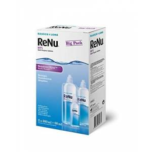 Bausch & Lomb Renu MultiPlus Solution for Soft Contact Lenses